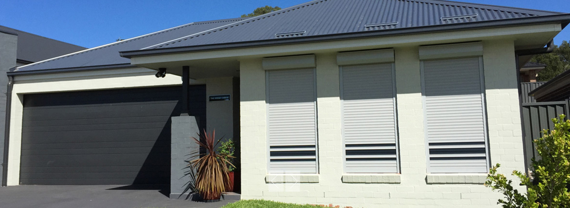 Bushfire Rated Roller Shutters Gordon