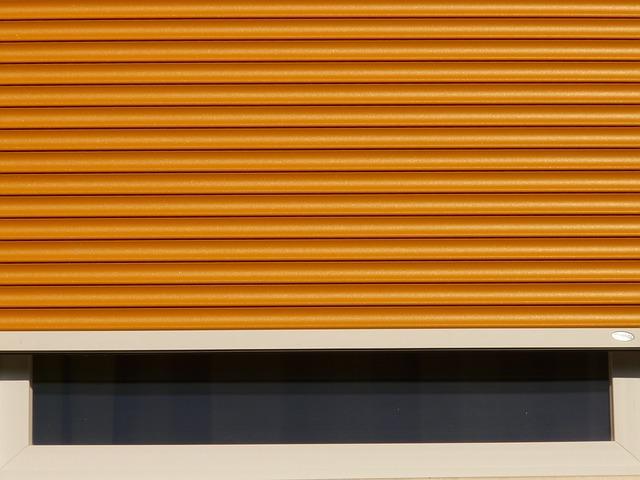 bushfire rated roller shutters