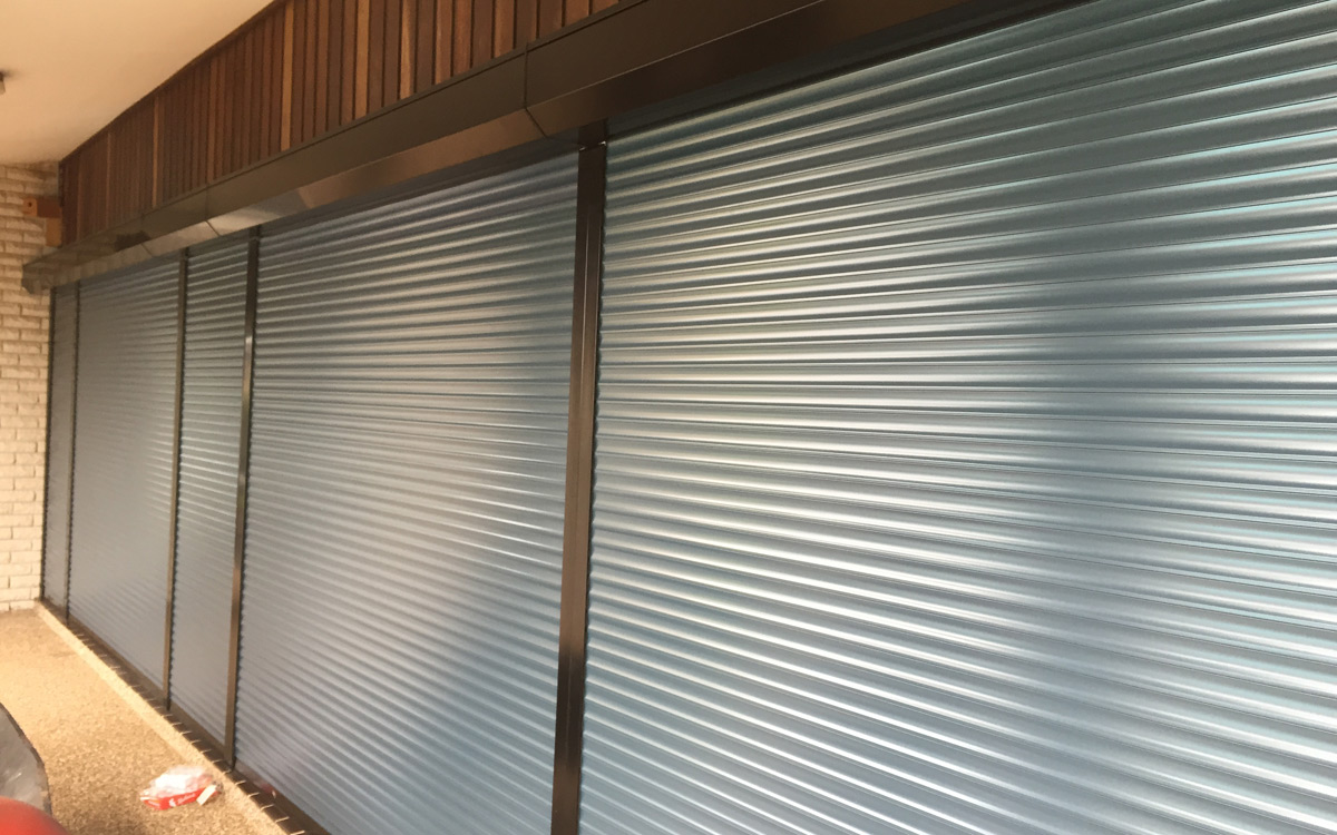 All District Roller Shutters Protection with Aluminium Roller Shutters