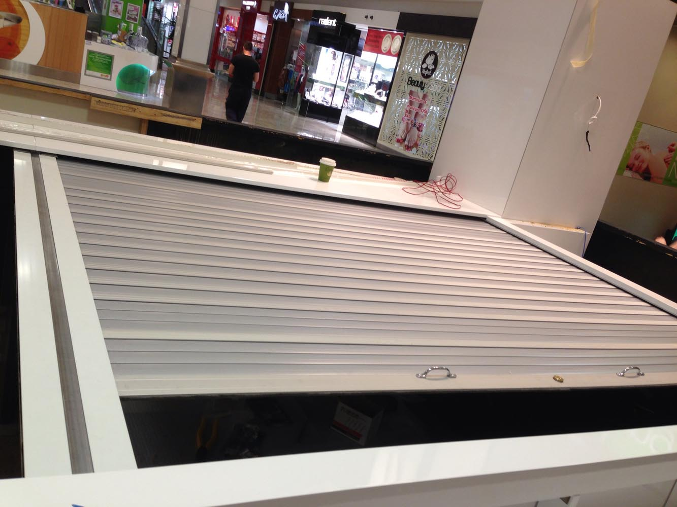 commercial roller shutters hornsby