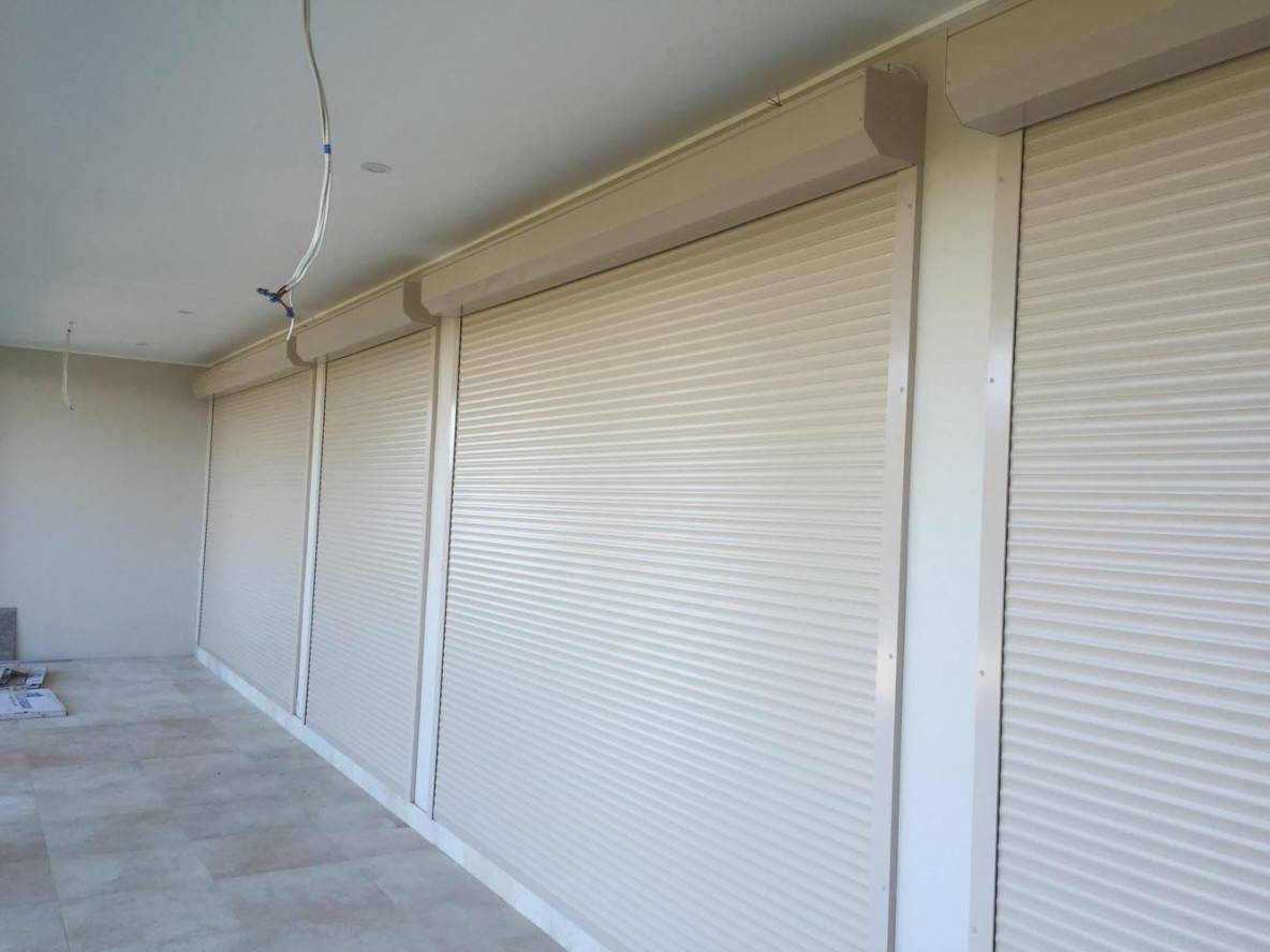 Commercial Roller Shutters | All District Roller Shutters