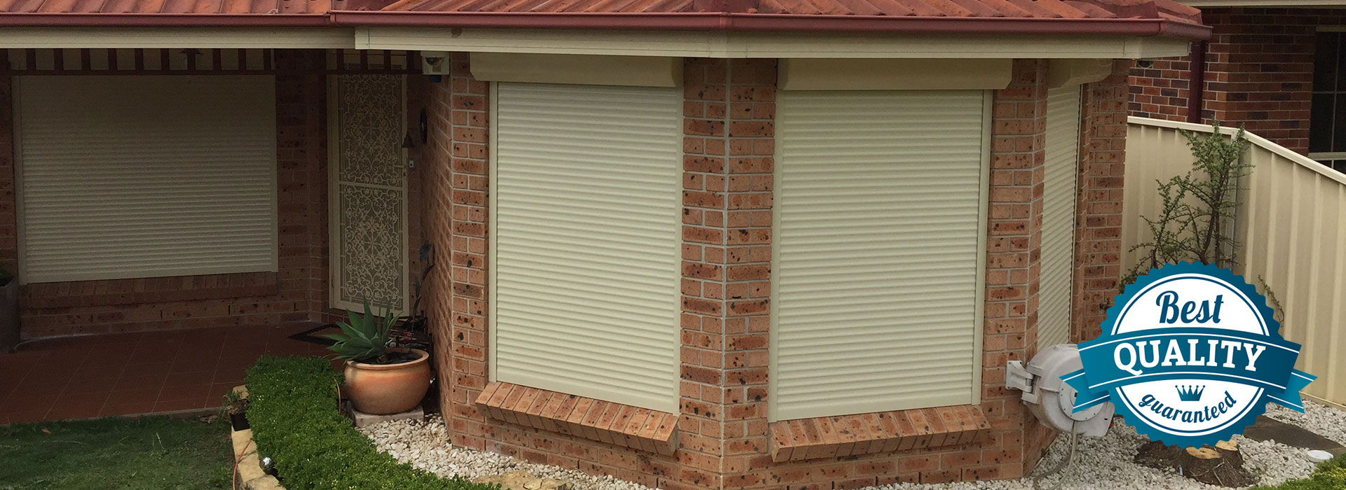 All District Window Roller Shutters Sydney